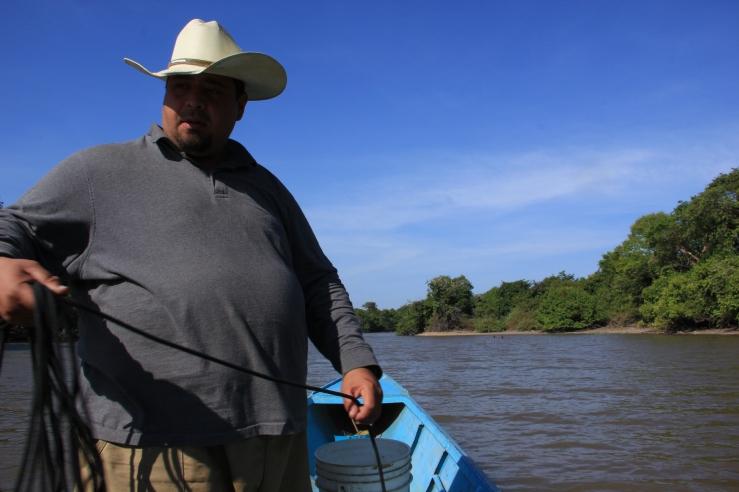 Big Juan in Los Llanos