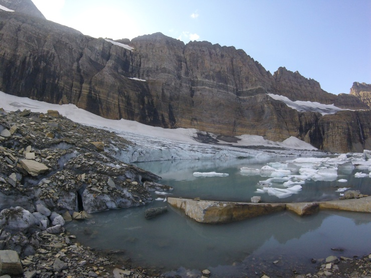 glaciers-in-glacier-national-park
