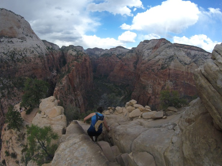 zion-national-park-h-climbing-on-angels-landing